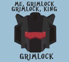 Me, Grimlock Kids Clothes