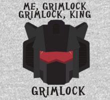 Me, Grimlock One Piece - Long Sleeve