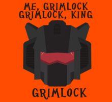 Me, Grimlock Kids Tee