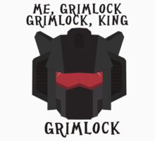 Me, Grimlock One Piece - Long Sleeve