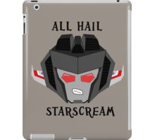 All Hail - Starscream iPad Case/Skin