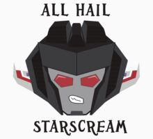 All Hail - Starscream Kids Tee