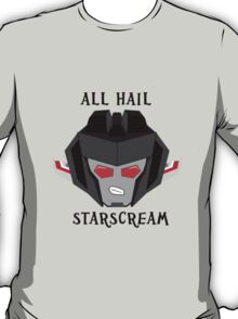 All Hail - Starscream T-Shirt