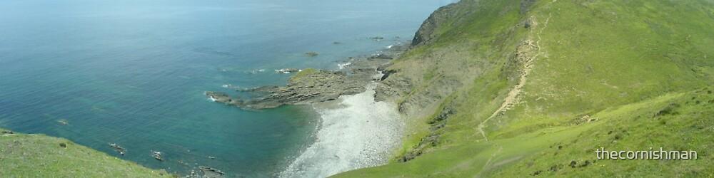 Cornish Coast by thecornishman