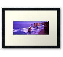 12 Apostles - Great Ocean Road - Victoria Framed Print