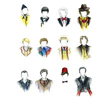 the Doctors by mockbird