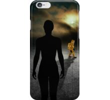 You are here, now get lost. iPhone Case/Skin