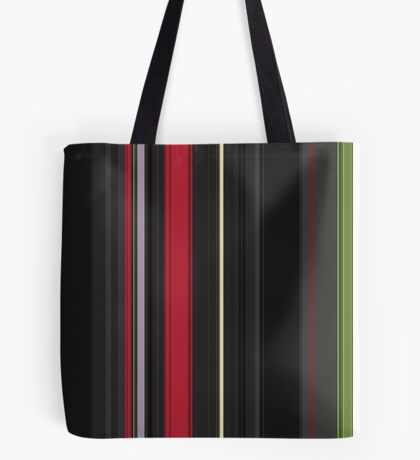 Red Green Tote Bag
