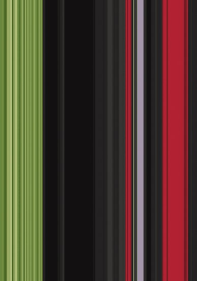 Red Green Card by Justin French