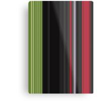 Red Green Card Metal Print