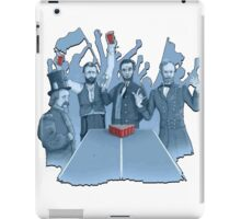 History in the making iPad Case/Skin