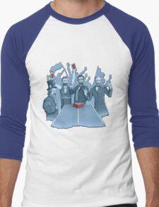 History in the making Men's Baseball ¾ T-Shirt