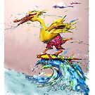 surfin' duck 1 by victor