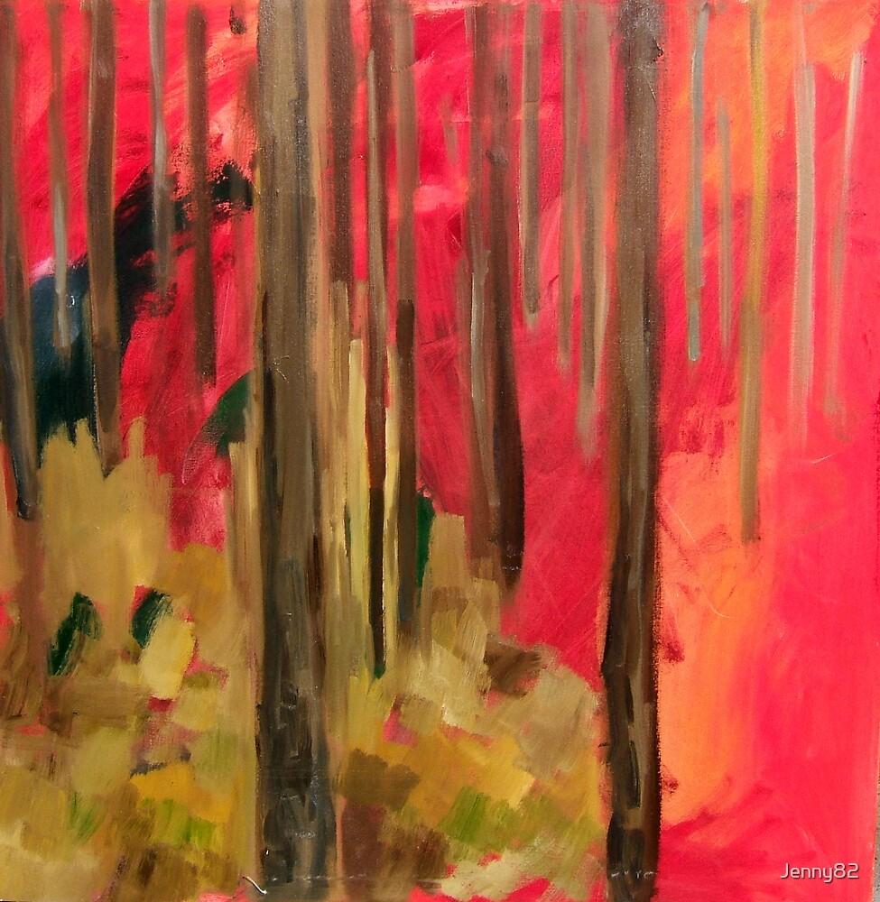 Trees by Jenny82