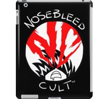 NoseBleed Cult™ Logo2 iPad Case/Skin
