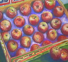 Apples by Lyn Fabian