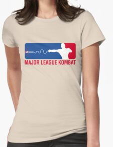 Major League Kombat Womens Fitted T-Shirt