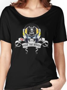 Fear the Bones Women's Relaxed Fit T-Shirt
