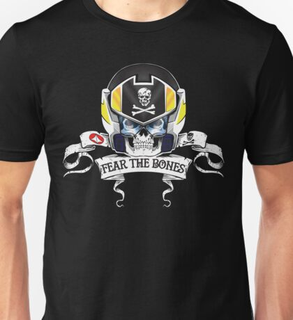 Fear the Bones Unisex T-Shirt