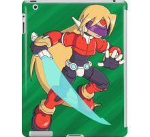 The Red Mega Man iPad Case/Skin