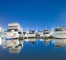 St Kilda Marina by Tony Anastasi