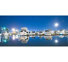St Kilda Marina Photographic Print