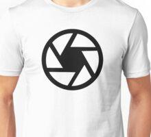 Camera lens Unisex T-Shirt