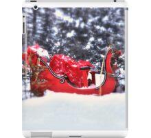 Omega Red Sleigh... iPad Case/Skin