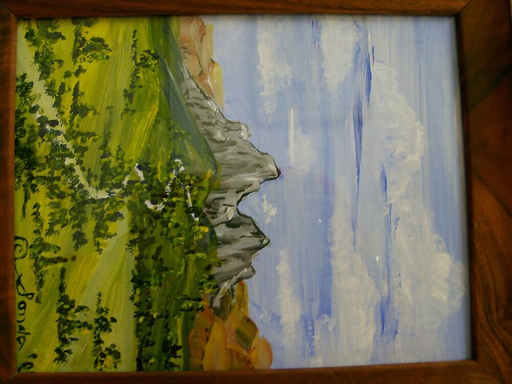 Vanishing Views #22 by Sonda