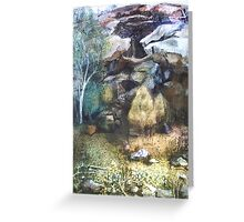 Landscape - Goulburn River National Park Greeting Card