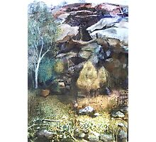 Landscape - Goulburn River National Park Photographic Print