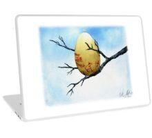 Alces ajassa egg painting Laptop Skin