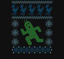 Christmas Cactus Unisex T-Shirt