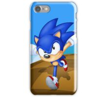Sonic the Hedgehog iPhone Case/Skin