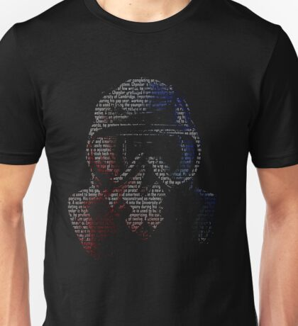 Mute Head Rainbow Six Unisex T-Shirt