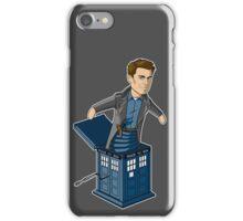 Jack in the Box iPhone Case/Skin