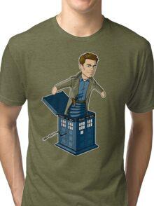 Jack in the Box Tri-blend T-Shirt