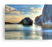 Elephant Cove - Williams Bay - Beauty at sunset. Metal Print
