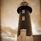 Vintage Lighthouse by autumnleaf