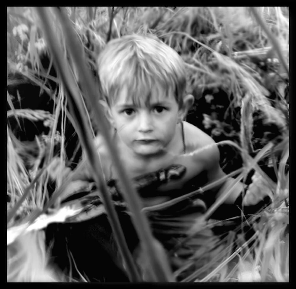 Boy by Cliff Vestergaard