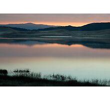 Pastel landscape  Photographic Print
