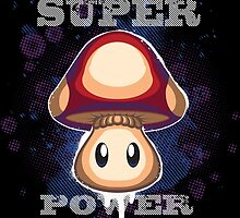 Super Power by cArxangel