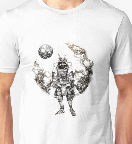 S A M U R A I / I N / S P A C E Unisex T-Shirt