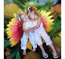 Hugs Photographic Print