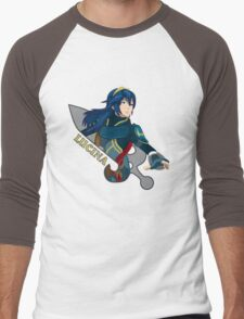 Lucina Men's Baseball ¾ T-Shirt