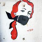 Bondage Girl by Tammo Winkler