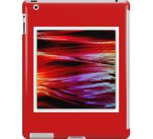 red zone iPad Case/Skin