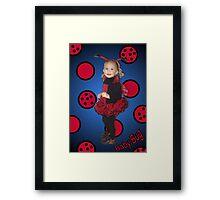 Baby Bug Framed Print