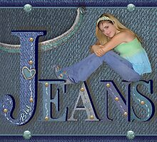Blue Jeans by cheerishables