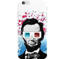 Abraham Lincoln - 3D iPhone Case/Skin